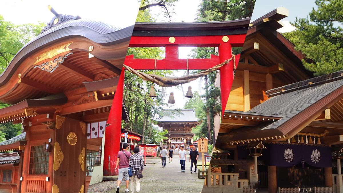 厄除けにおすすめの神社とお寺