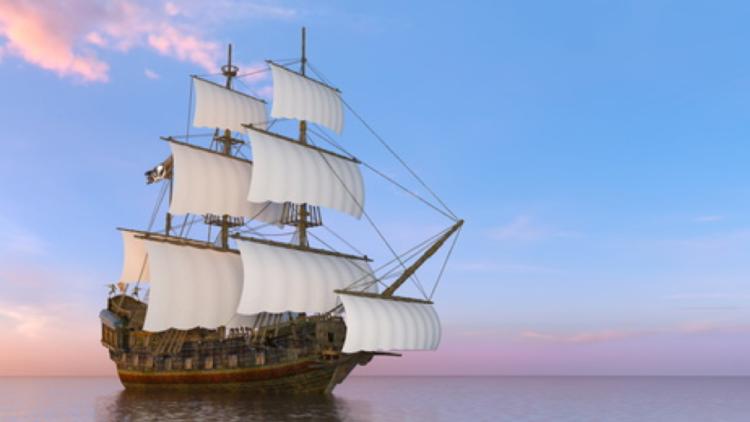 会社はしばしば船に例えられます