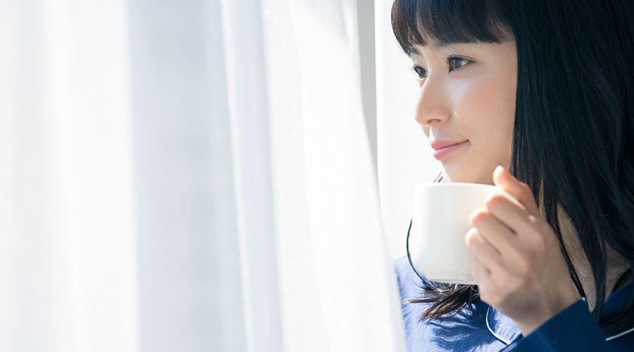 カフェインレスコーヒー メインイメージ