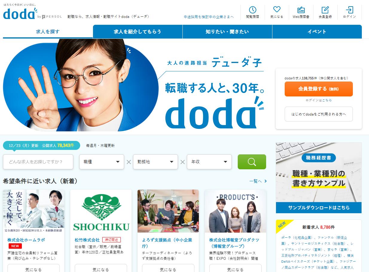 dodaのイメージ