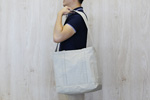 MATO「CONTAINER TOTE BAG AIR(2wayペアレンツトートバッグ)」男性