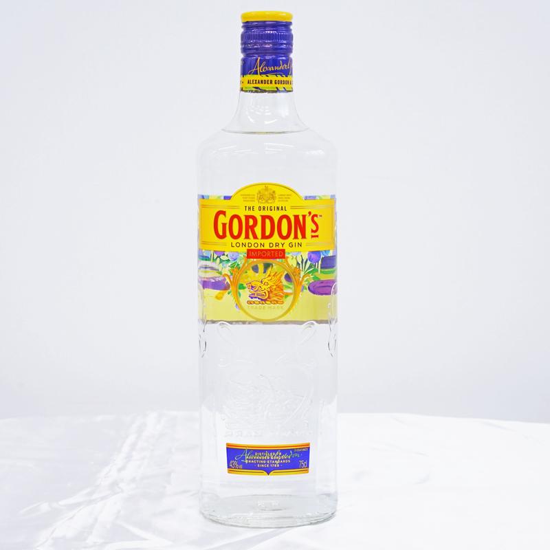 ゴードン ロンドン ドライジン