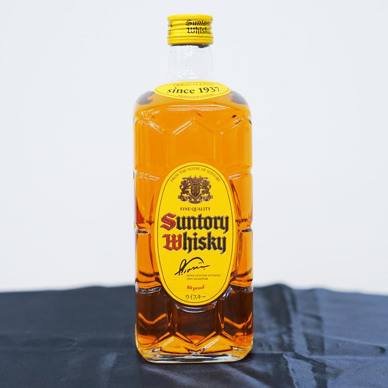 サントリーウイスキー 角瓶